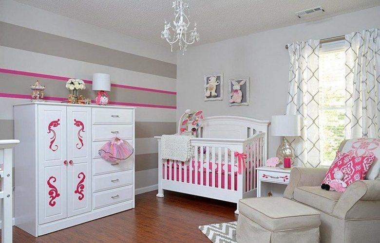 choisir des rideaux pour la chambre de bébé
